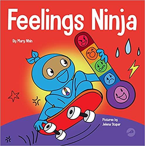 children's books on feelings