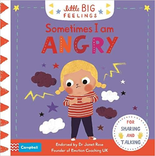 kids books about anger